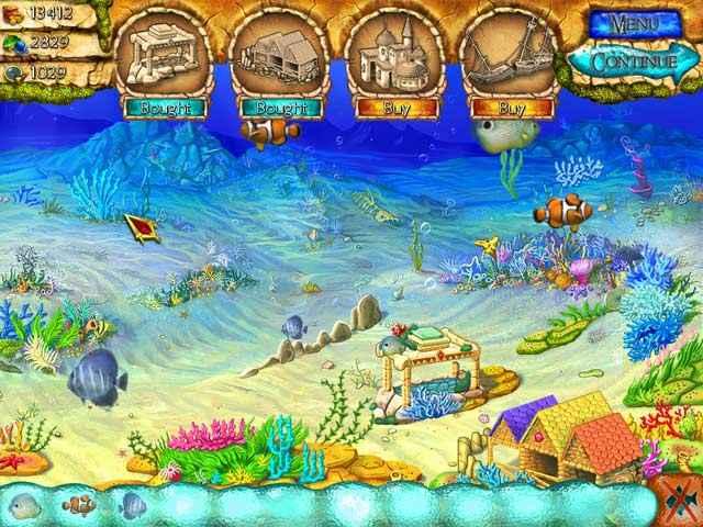 lost in reefs screenshots 2