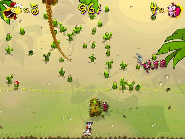 chicken rush screenshots 1