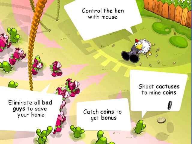 chicken rush screenshots 9