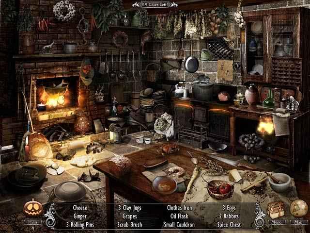 mystery legends: sleepy hollow screenshots 1