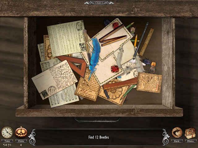 mystery legends: sleepy hollow screenshots 2