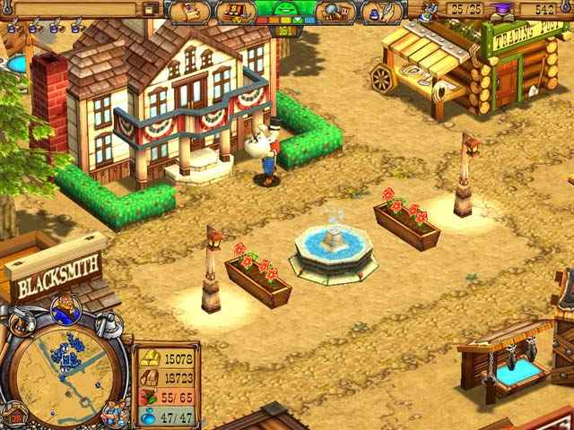 westward iii: gold rush screenshots 1