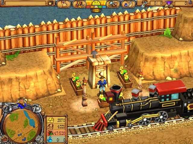 westward iii: gold rush screenshots 3