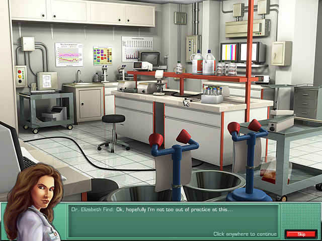 elizabeth find md: diagnosis mystery screenshots 3