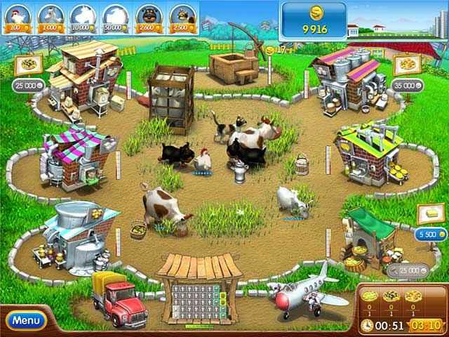 farm frenzy pizza party screenshots 1