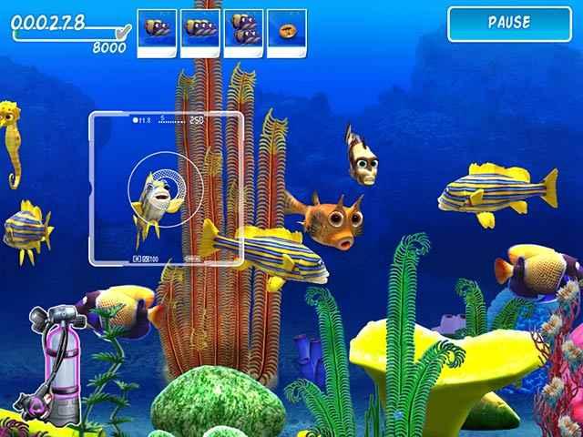 tropical dream: underwater odyssey screenshots 1