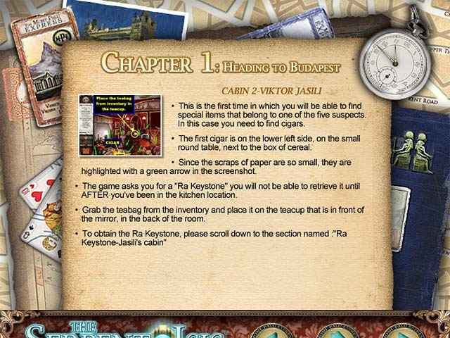 the serpent of isis strategy guide screenshots 1
