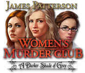 James Patterson Women's Murder Club: A Darker Shade of Grey