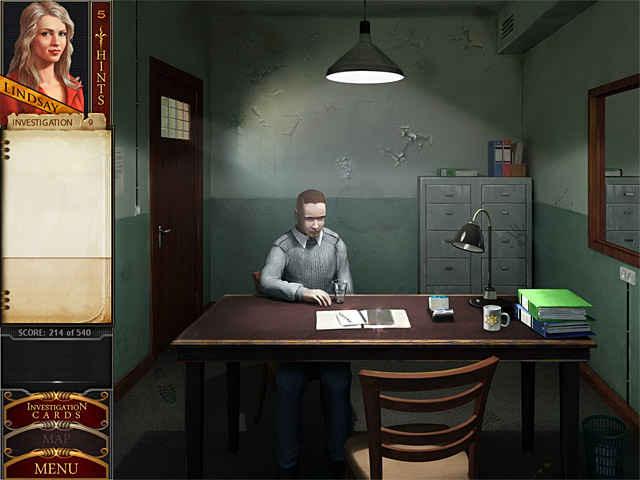 james patterson women's murder club: a darker shade of grey screenshots 2
