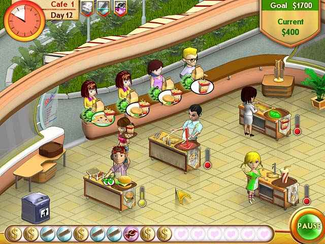 amelie's cafe screenshots 7
