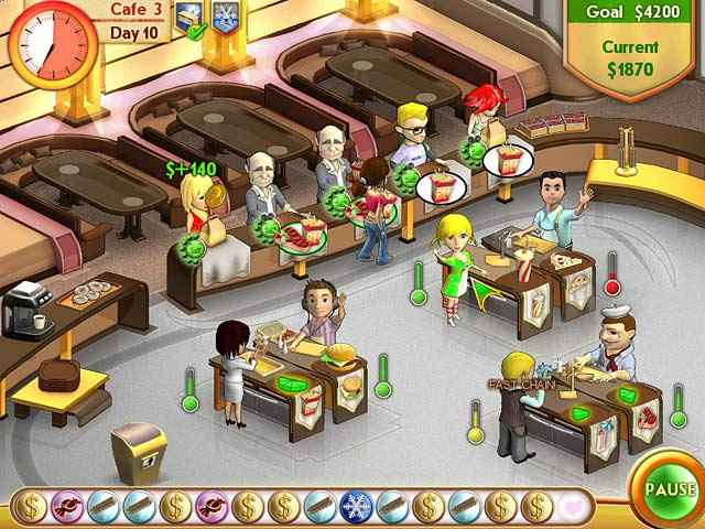 amelie's cafe screenshots 5