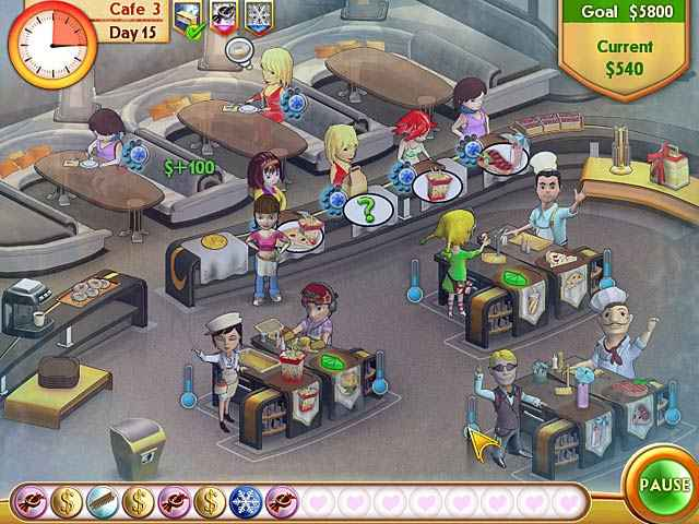 amelie's cafe screenshots 6