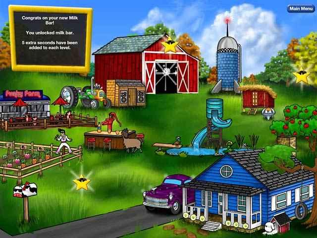 funky farm 2 screenshots 2