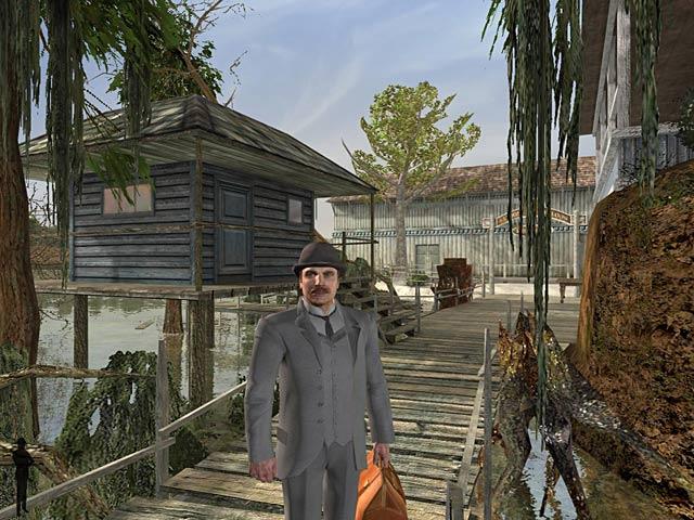 sherlock holmes: the awakened screenshots 1