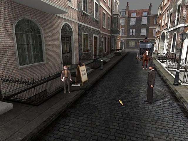 sherlock holmes: the awakened screenshots 2