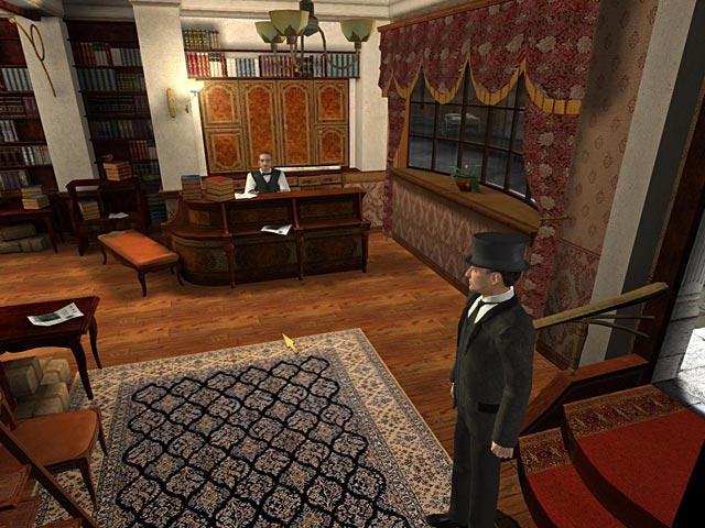 sherlock holmes: the awakened screenshots 3