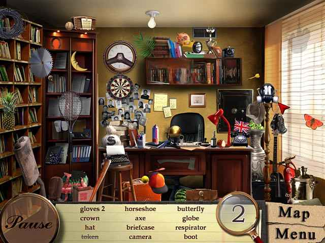 detective agency screenshots 1