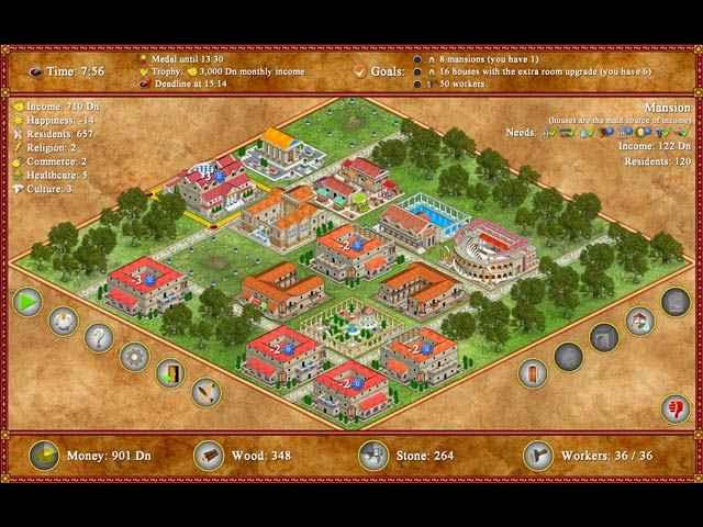 romopolis screenshots 2