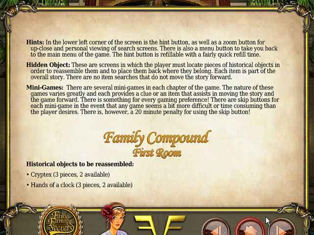 flux family secrets: the ripple effect strategy guide screenshots 3