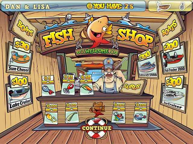 fishing craze screenshots 3