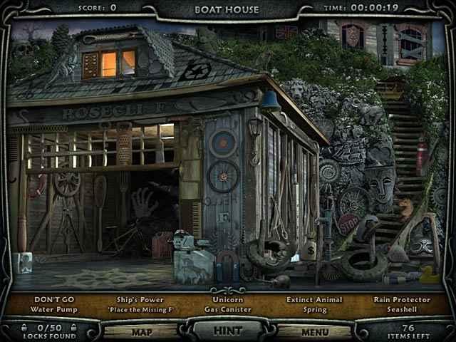 escape rosecliff island screenshots 1