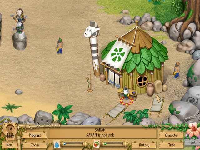 wild tribe screenshots 1