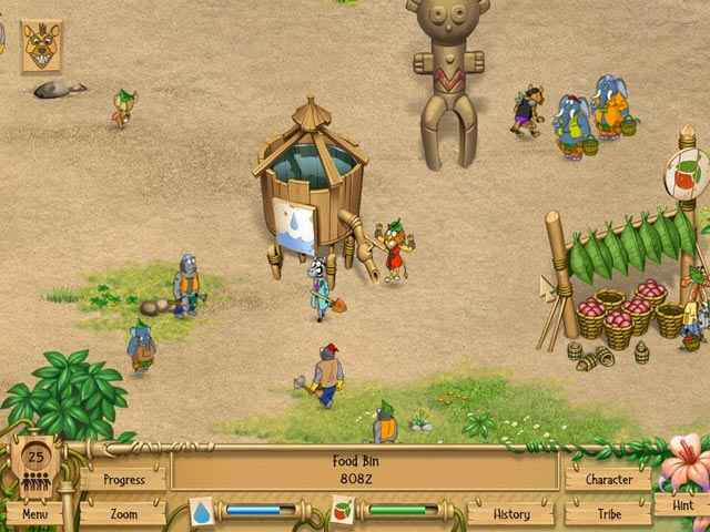 wild tribe screenshots 2