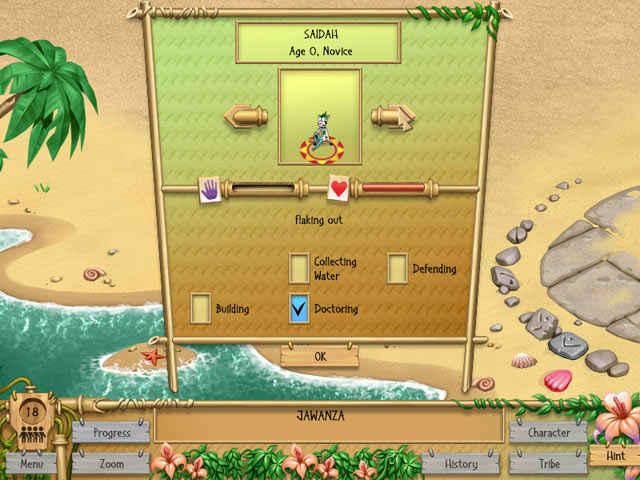 wild tribe screenshots 3