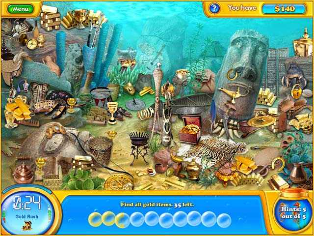 fishdom h2o: hidden odyssey screenshots 3