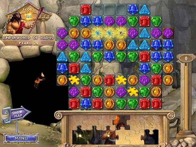 trial of the gods: ariadne's fate screenshots 2