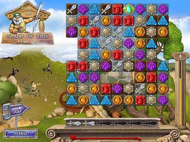 trial of the gods: ariadne's fate screenshots 3