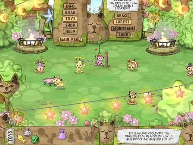 kitten sanctuary screenshots 2