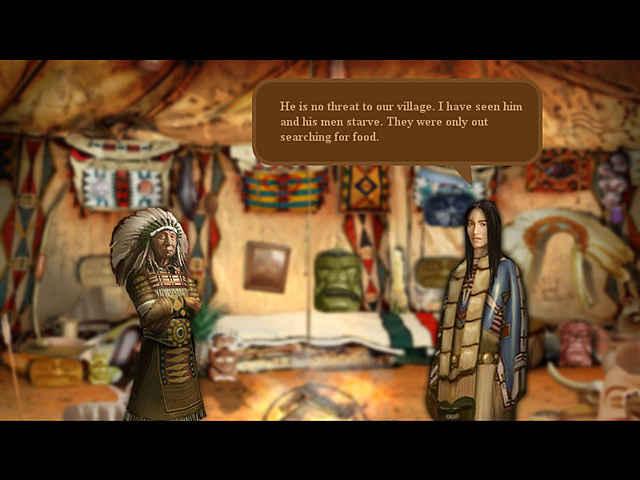 pocahontas: princess of the powhatan screenshots 3