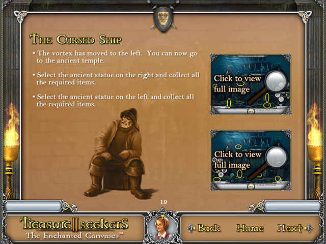 treasure seekers: the enchanted canvases strategy guide screenshots 2