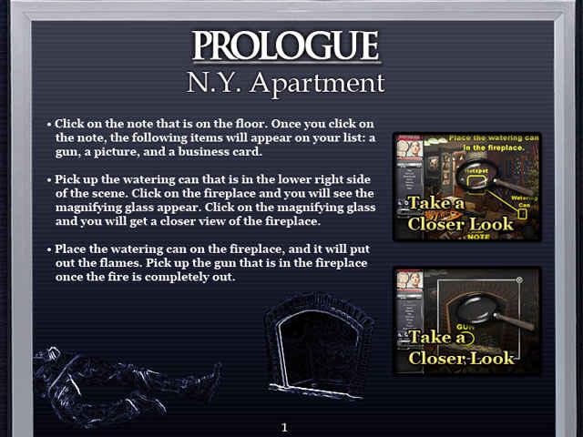righteous kill 2: the revenge of the poet killer strategy guide screenshots 1