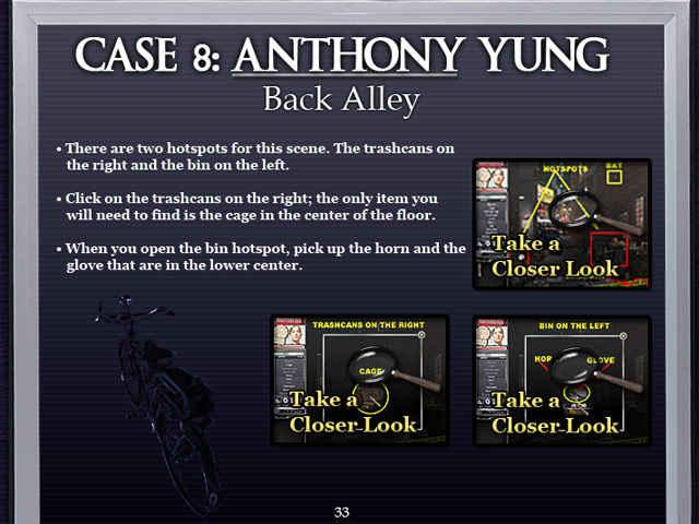 righteous kill 2: the revenge of the poet killer strategy guide screenshots 3