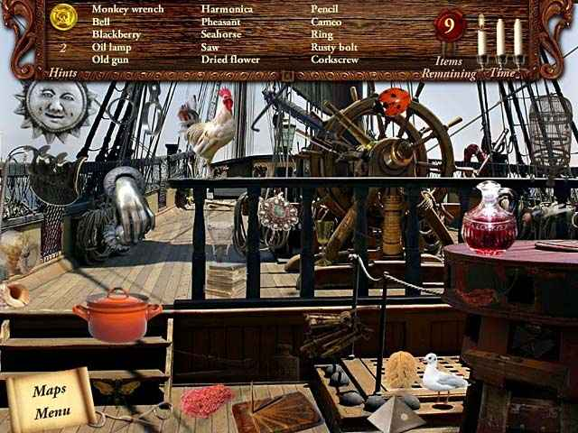 lost secrets: caribbean explorer secrets of the sea screenshots 3
