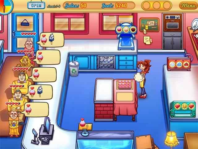 jessica's cupcake cafe screenshots 1