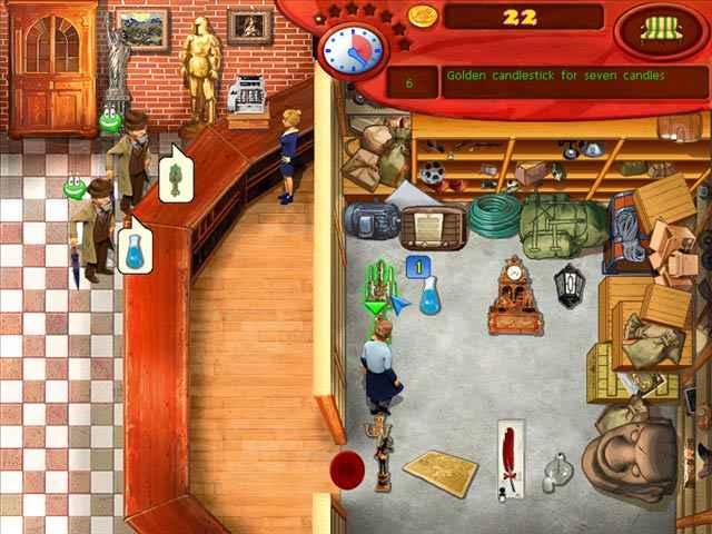 antique shop screenshots 1