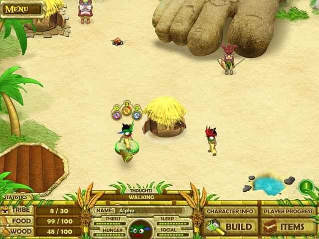 escape from paradise 2: a kingdom's quest screenshots 1