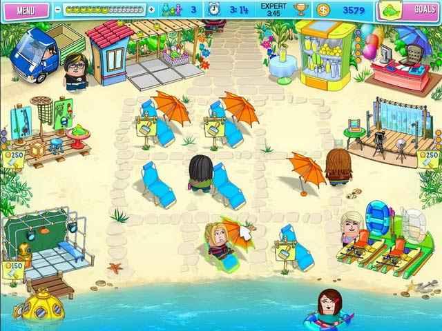 huru beach party screenshots 1