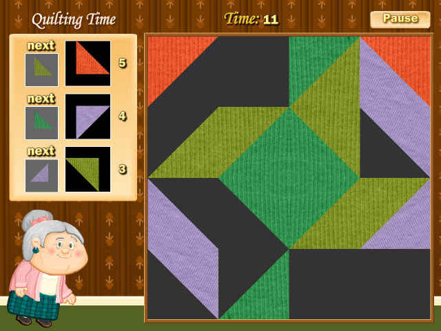 quilting time screenshots 1