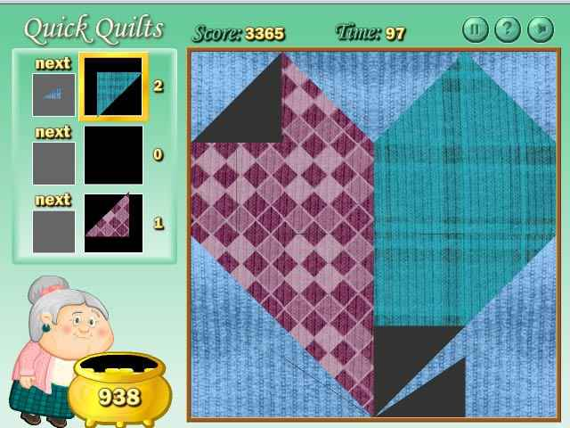 quilting time screenshots 2
