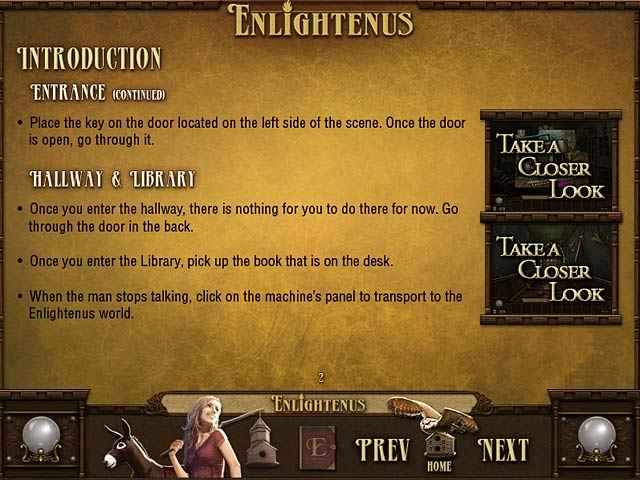enlightenus strategy guide screenshots 2