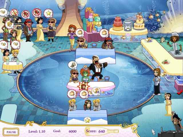 wedding dash: ready, aim, love screenshots 2