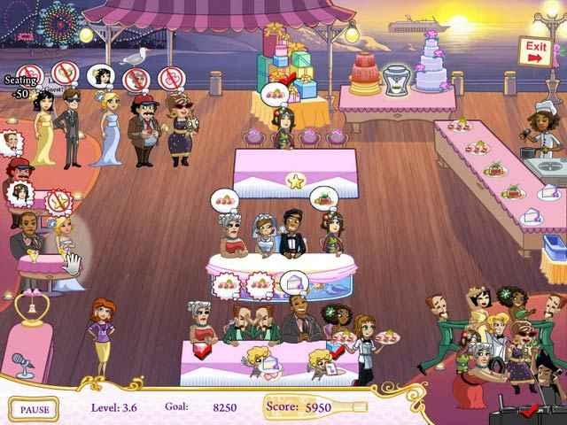 wedding dash: ready, aim, love screenshots 3