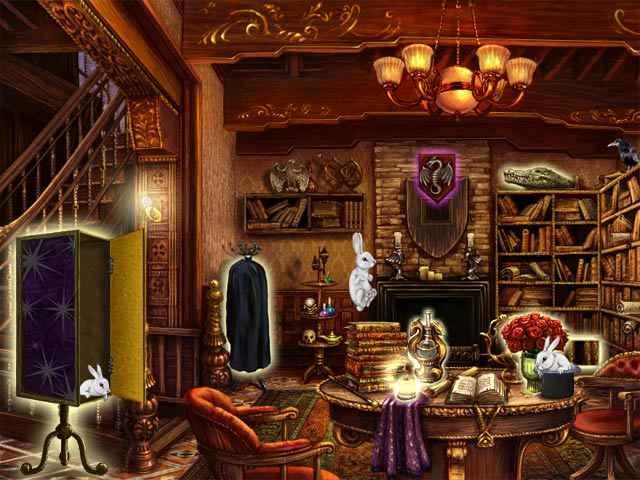 magic encyclopedia: moon light screenshots 1