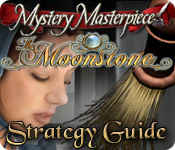 mystery masterpiece: the moonstone strategy guide