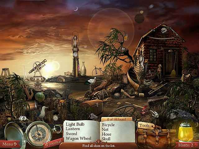 midnight mysteries: the edgar allan poe conspiracy screenshots 3