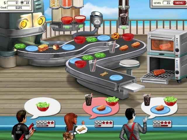 burger shop 2 screenshots 1